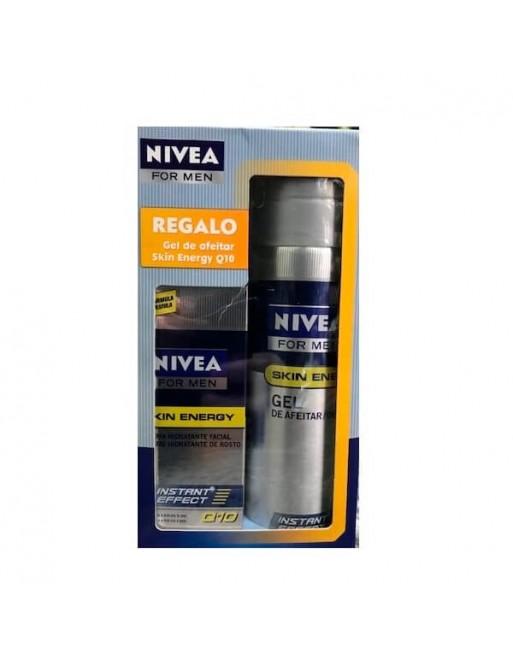 NIVEA MEN Q10 HIDRATANTE 50 ML+GEL AF.Q10 200 ML
