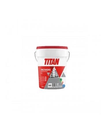 Titan fachadas blanco 1 l