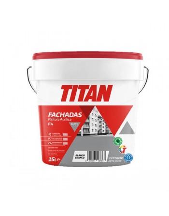 Titan fachadas blanco