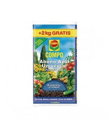 Abono granulado 12 kg