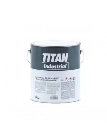 Titan imprimación profesional negra 4 L