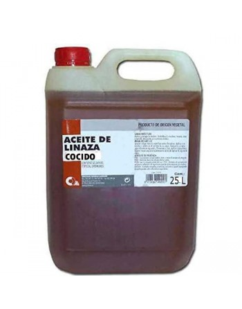 Aceite linaza 25 L