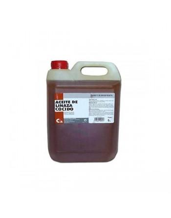 Aceite linaza cocido 5 L