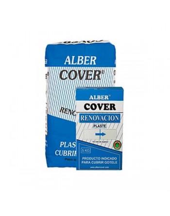 Cover plaste grueso saco 15 kg