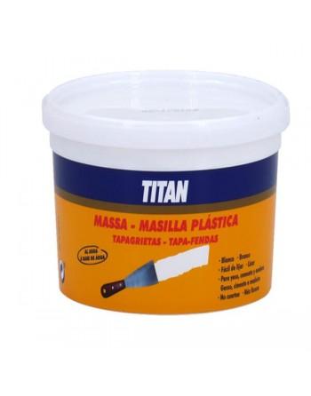 TITAN MASILLA PLASTICA 4 KG