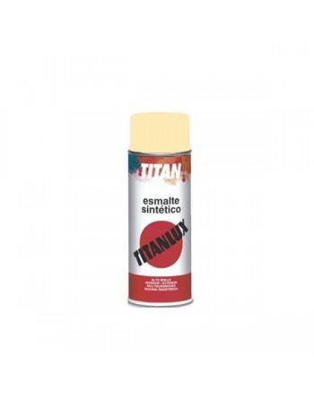 Spray pintura crema