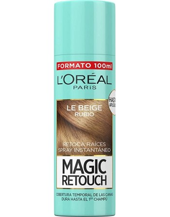MAGIC RETOUCH Nº4 RUBIO 100 ML