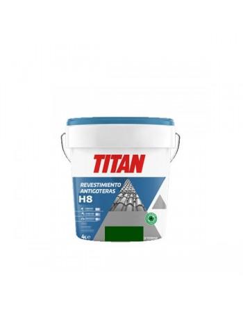 Titan revestimiento antigoteras verde