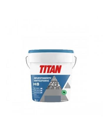 Titan antigoteras gris