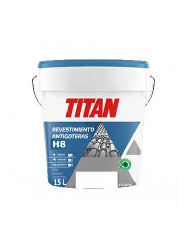 Titan antigoteras blanco 15 L