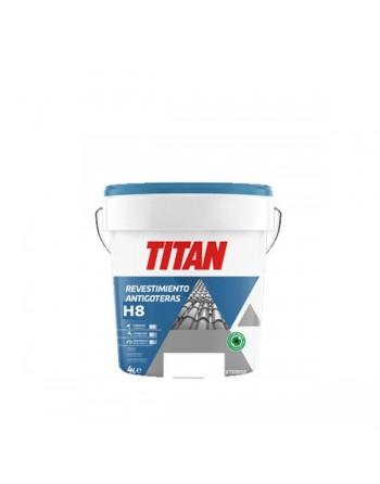 Titan revestimiento antigoteras blanco 4 L