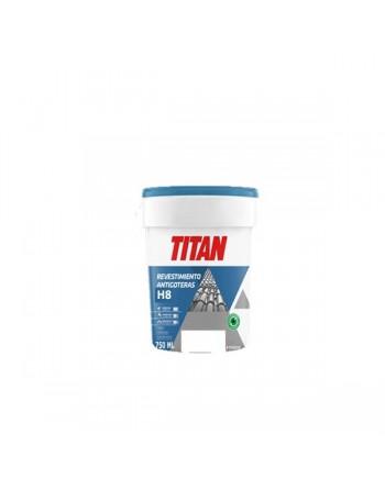 Titan revestimiento antigoteras blanco 1 l