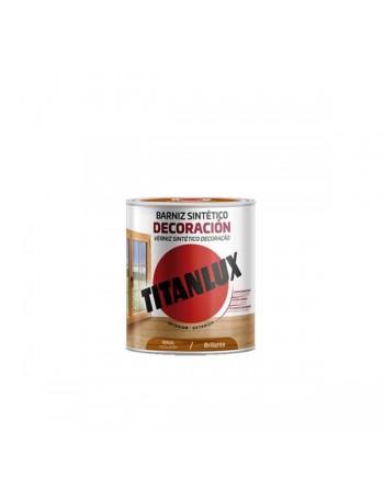 Titanlux barrniz nogal 250 Ml