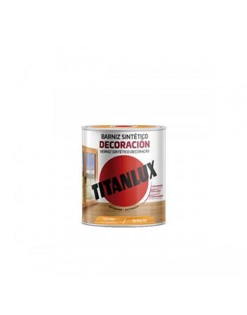 Titanlux barniz castaño 250 Ml