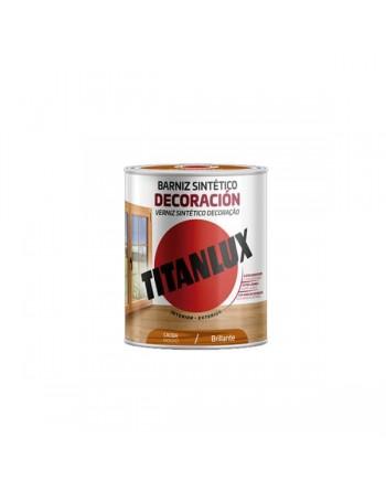 Titanlux barniz tinte caoba 375 ML