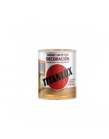 Titanlux Barniz castaño 375 Ml