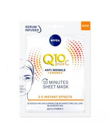 Nivea Q10 plus mascarilla facial