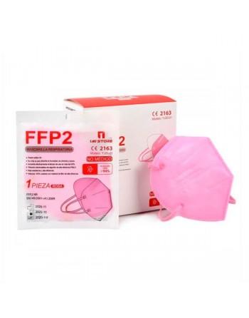 Mi store mascarilla rosa ffp2