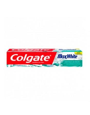 Colgate dental maxwhite cristal