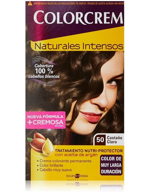 COLORCREM TINTE Nº50 CASTAÑO CLARO