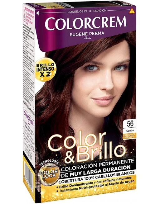 COLORCREM TINTE Nº56 CAOBA
