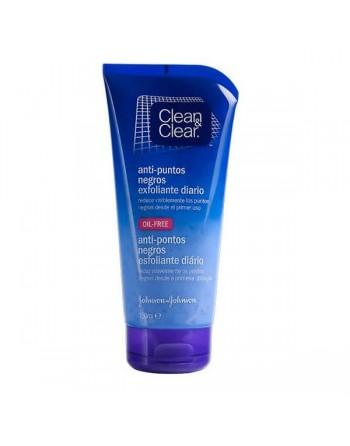 CLEAN CLEAR EXFOLIANTE ANTI-PUNTOS NEGROS 150 ML