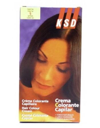 KSD TINTE Nº5 CASTAÑO CLARO