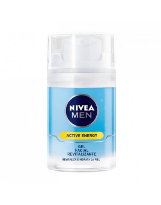 NIVEA MEN Q10 FRESH GEL HIDRATANTE 50 ML