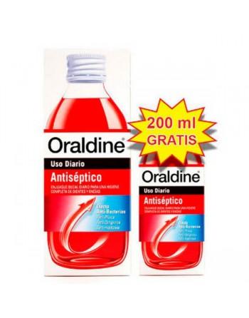 Oraldine enjuague bucal