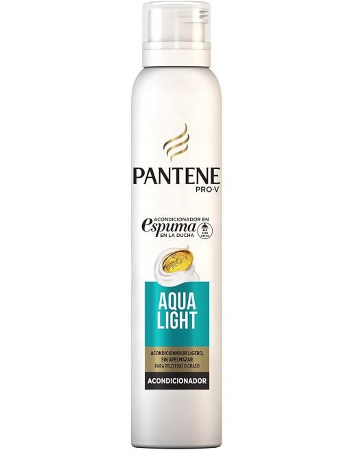 PANTENE AC.ESPUMA AQUALIGHT 180 ML