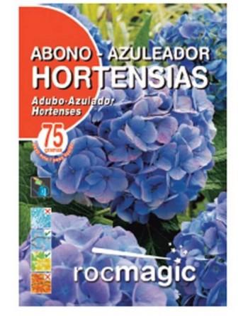ROCMAGIC AZULEADOR HORTENSIAS 75 GRS.