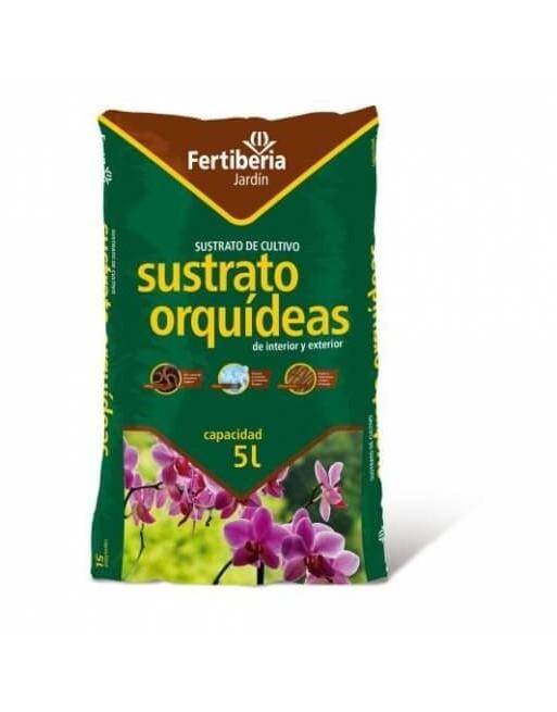 FERTIBERIA SUSTRATO ORQUIDEAS 5 L