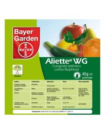 BAYER GARDEN ALIETTE WC FUNG.45 GRS