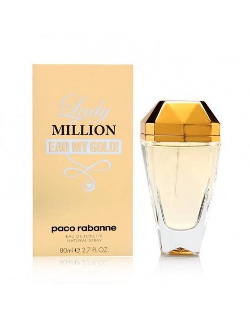 LADY MILLION EAU MY GOLD EDT 80 ML