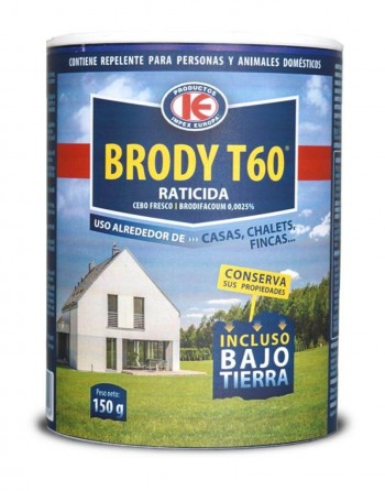 BRODY TOPOS 150 GRS