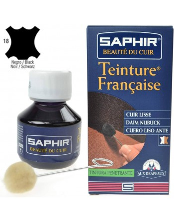 SAPHIR TINTURA FRANCESA NEGRA