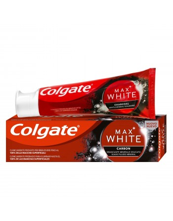 COLGATE DENT.MAX WHITE CARBON 75 ML
