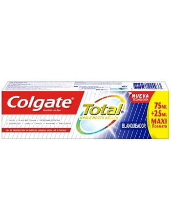COLGATE DENT.TOTAL BLANQ.75+25 ML