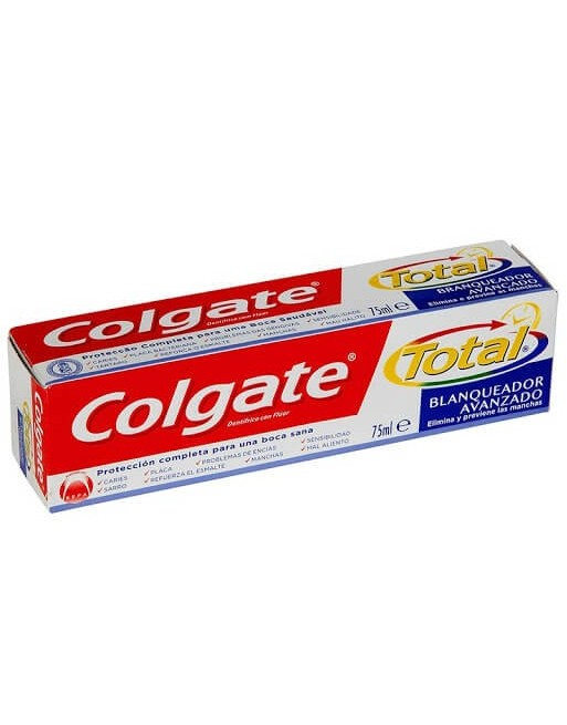 COLGATE DENT.TOTAL BLANQ.75 ML