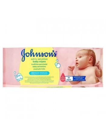 Jonsons toallitas bebe 56 Un