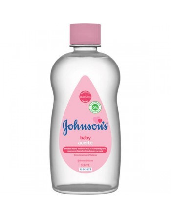 JOHNSONS BABY ACEITE 500 ML