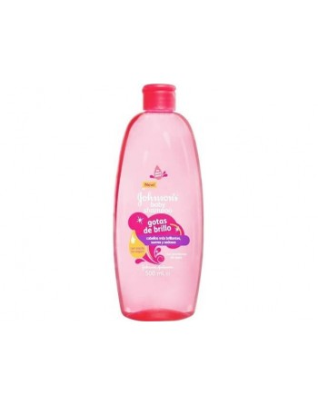 JOHNSONS BABY CH.BRILLO 500 ML 2 UN