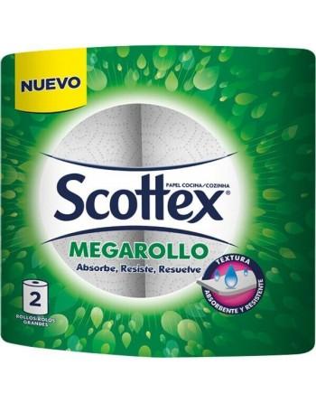 Scottex Papel Cocina Mega Rollo 2 UN