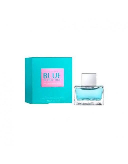 BLUE SEDUCT WOMAN 50 ML