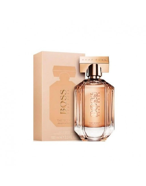 BOSS THE SCENT WOMAN PRIVATE WOMAN EDP 100 ML