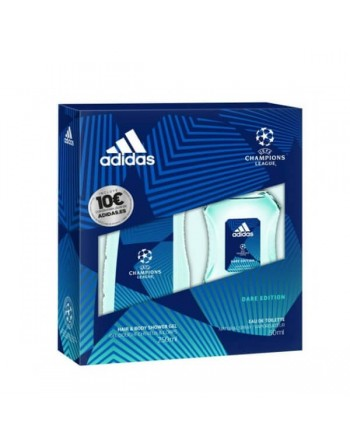 ADIDAS UEFA EDT 50 ML+DEO 150 ML