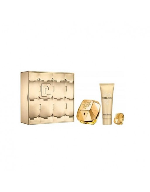 LADY MILLION EDP 80 ML ESTUCHE