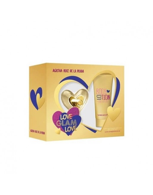 LOVE GLAM LOVE A.R.PRADA EDT 50 VAP+BOTION 100 ML