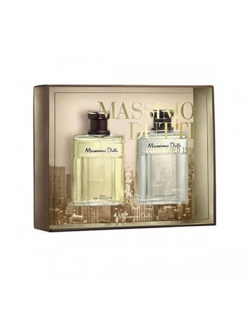 MASSIMO DUTTI EDT 100 ML+AFTER SHAVE 100 ML