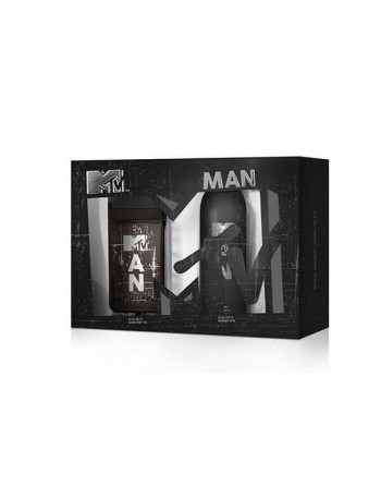 MTV MAN EDT 75 ML+DEO 200 ML